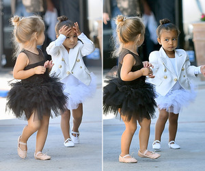 ballet, kids, and north west image
