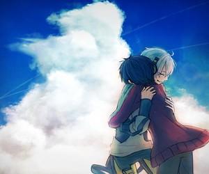 anime, anime boy, and konoha image