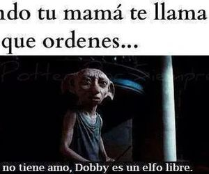 harry potter, dobby, and lol image