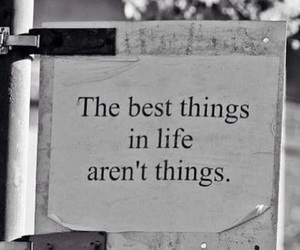 life, things, and quote image
