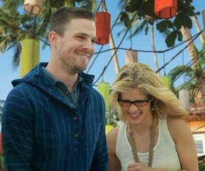 olicity, oliver queen, and felicity smoak image