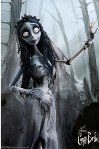 Emily From Tim Burtons Corpse Bride On We Heart It