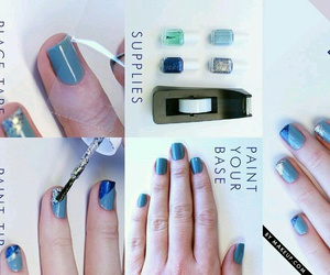 cute, nails, and new image