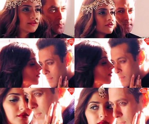 romantic, cute, and salman khan image