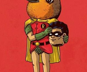 art, batman, and Batman and Robin image