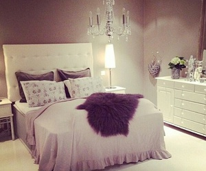 bedroom, room, and luxury image