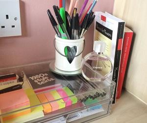 desks, motivation, and school image