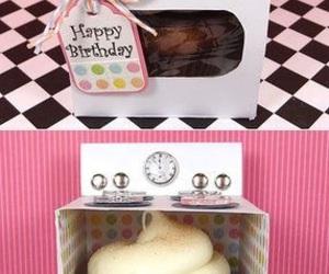 cupcake, diy, and gift image