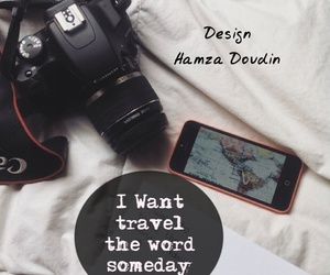 camera, someday, and travel image
