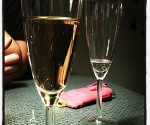 celebrate, glas, and happiness image