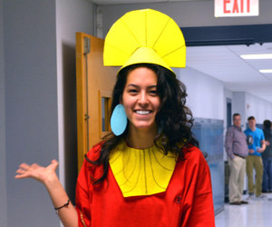 costume, Halloween, and kuzco image