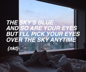 grunge, blue, and love image