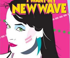 girl, new wave, and indian image