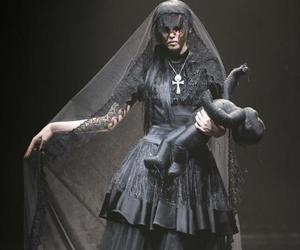 gothic and goth image