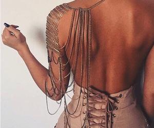beauty, glamorous, and nails image