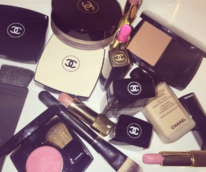 chanel, makeup, and chanel makeup image