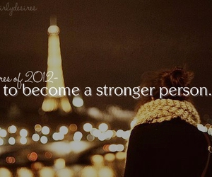 2012 and stronger person image