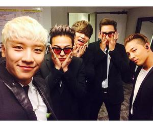 daesung, top, and ot5 image