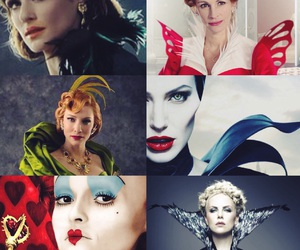 disney, villains, and maleficent image
