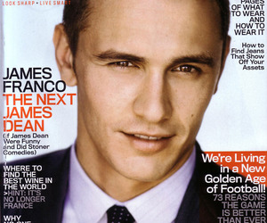 Hot, james franco, and gq image