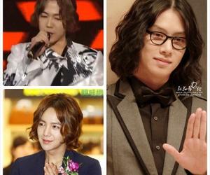 heechul, kim heechul, and jang geun suk image