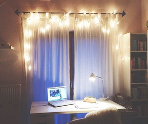 room, light, and cozy image