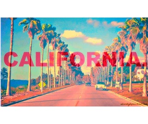california, chill, and cool image