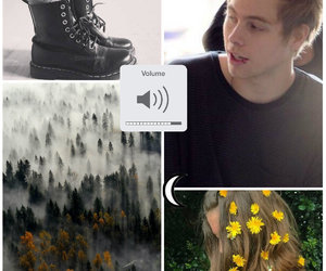 pale, luke hemmings, and 5 seconds of summer image
