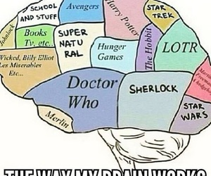 book, doctor who, and fandom image