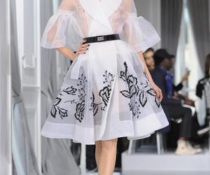 dress, fashion, and Karlie Kloss image