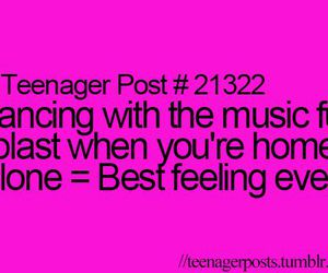 music, teenager post, and funny image