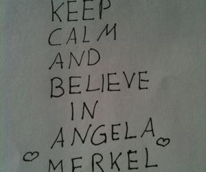 germany and angela merkel image