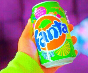 fanta, green, and tumblr image