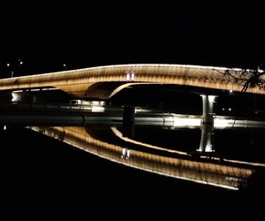 bridge, finland, and joensuu image