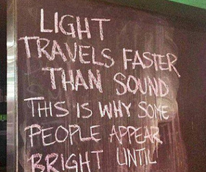 light, quotes, and sound image