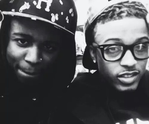 august alsina and jacquees image