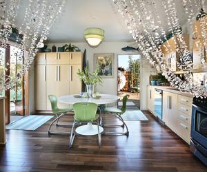 interiors and kitchen image