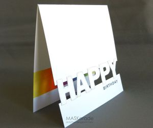 birthday, diy, and happy image