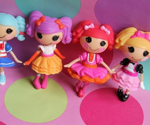 doll, girly, and pink image
