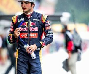 formula 1, carlos sainz jr, and scuderia torro rosso image