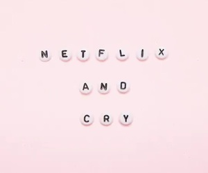 cry, netflix, and film image
