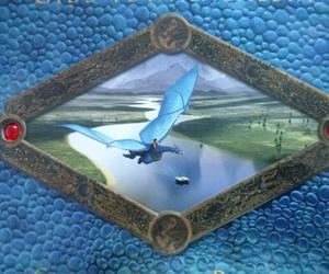 eragon, saphira, and inheritance cycle image