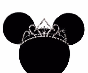 disney, minnie mouse, and crown image