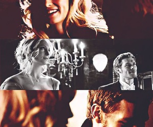 klaroline, the vampire diaries, and tvd image