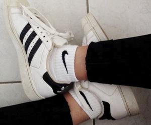 nike, adidas, and grunge image