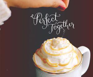autumn, caramel, and coffee image