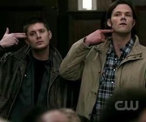supernatural, Jensen Ackles, and Sam image