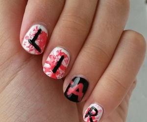 Liars, nail art design, and pll image