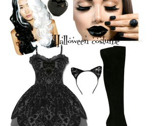 boot, Halloween, and make up image