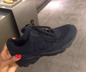 luxury and chanel trainers image